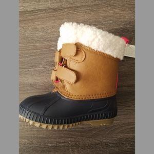 Baby Gap Sherpa Duck Boot